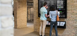 Digital Wayfinding and Time Efficiency: Increase Profits by Decreasing Stress