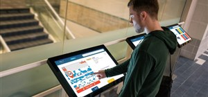 Rethinking Wayfinding and Signage in the Transportation Industry: Going Digital During Covid-19