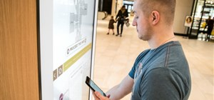 What Exactly Is an Interactive Digital Wayfinding Map?