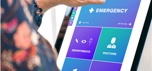 Using Digital Wayfinding to Enhance the Healthcare Experience
