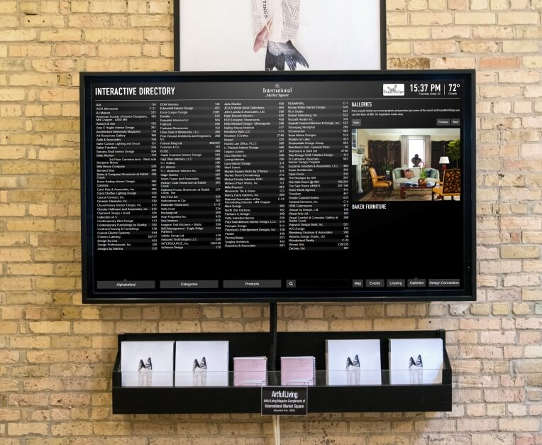 New Construction? How Digital Wayfinding Helps You Start Smart for Retailers