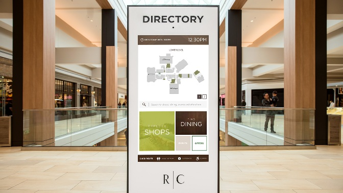 Want to Inspire Consumer Confidence? Go Hands-Free With Your Digital Wayfinding & Signage