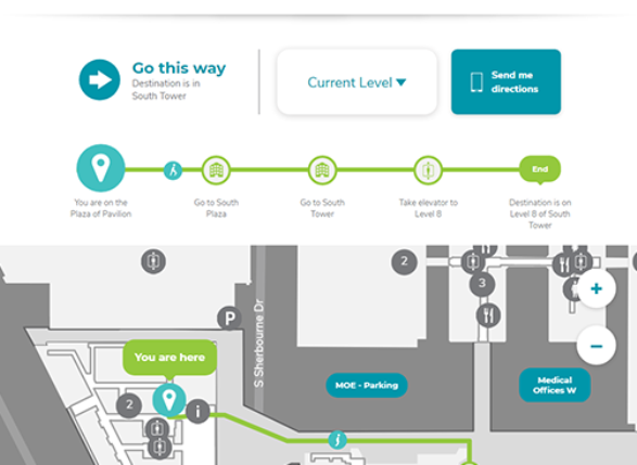 Tips for Implementing Effective Digital Wayfinding in Healthcare Facilities